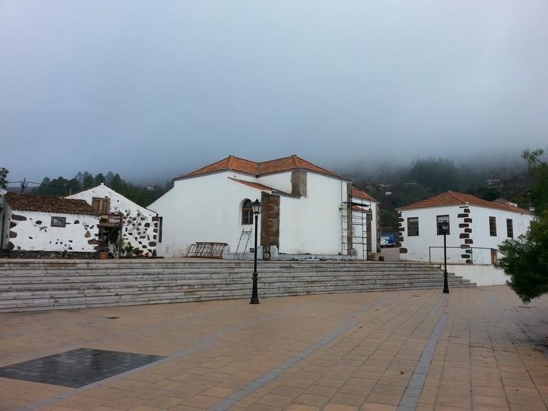 Kirche in Las Tricias