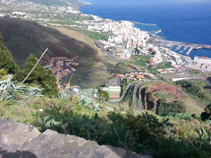 Mirador de la Concepcion Santa Cruz de la Palma