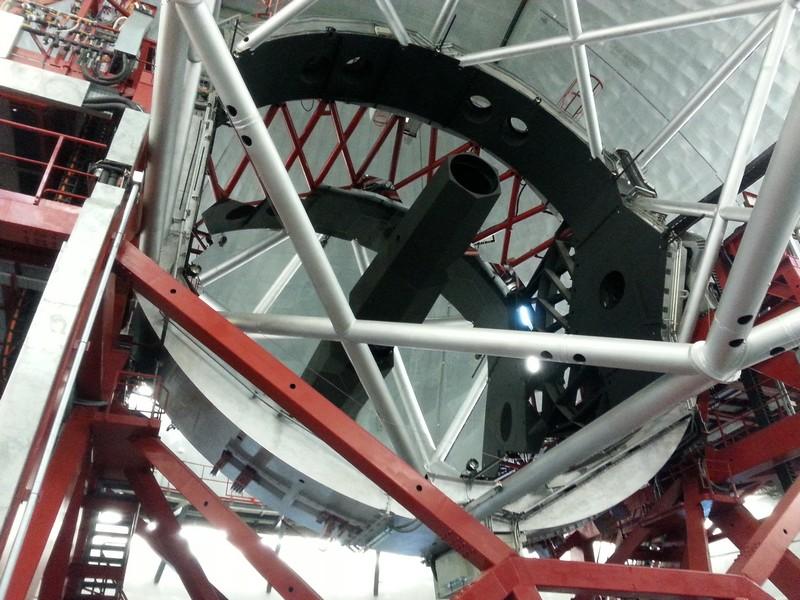 Gran Teleskopio Canarias