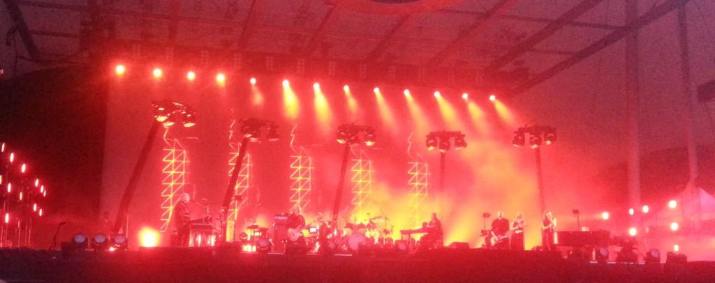Peter Gabriel in Berlin auf der Waldbühne
