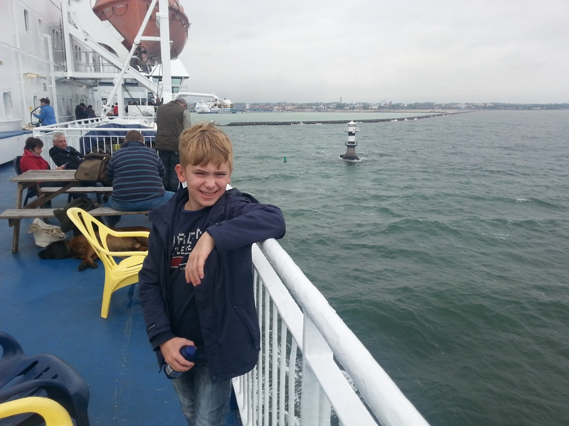 Anreise über Trelleborg