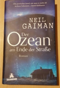 Neil Gaiman - Der Ozean am Ende der Straße