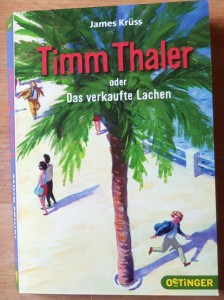 James Krüss - Timm Thaler oder das verkaufte Lachen